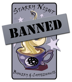 Starry Night Banned