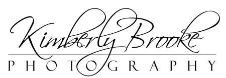 Kimberly Brooke Photography Logo Black