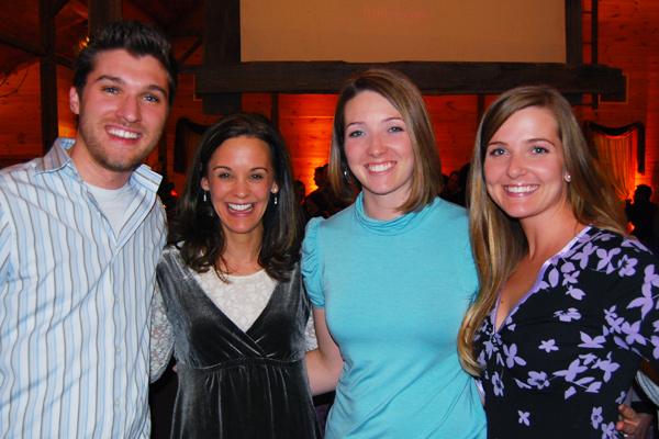 Pete Redel, Kathye Freundel, Me & Becky