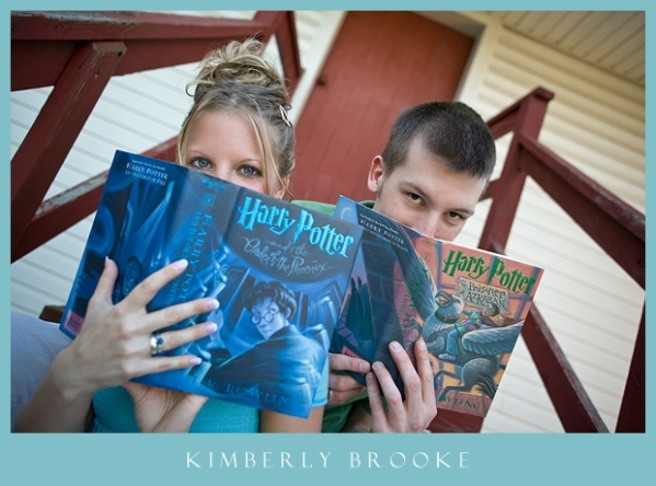 Did I say they LOVE Harry Potter?